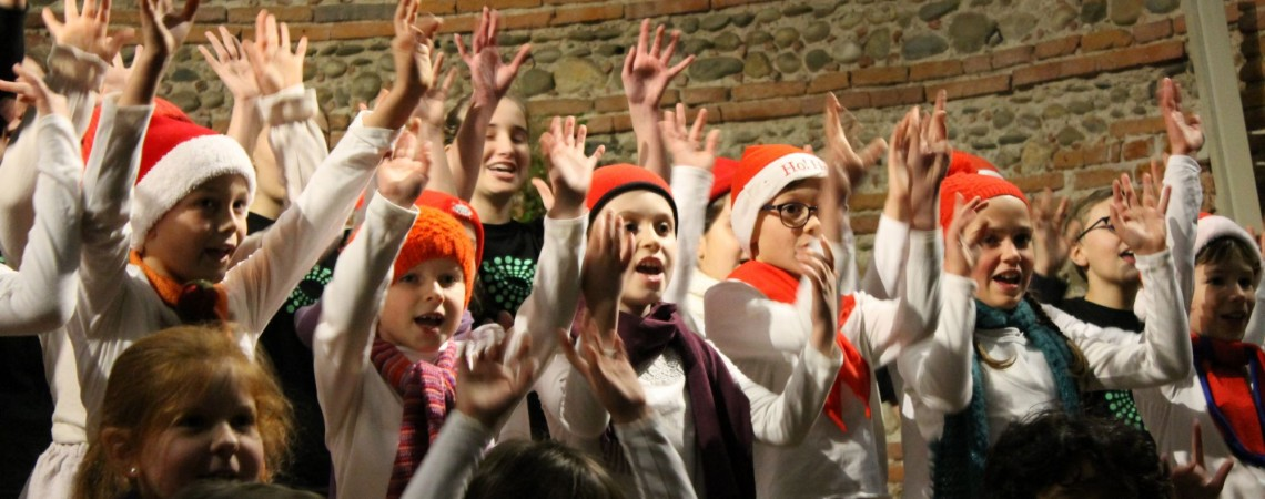 La joie de Noël