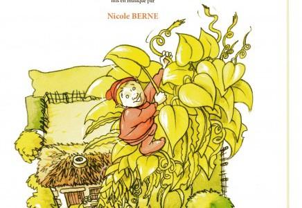 Jack et le haricot magique / Nicole Berne