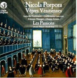 Motets / Nicola PORPORA / 2007