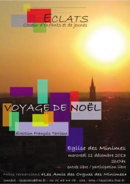 Voyage de Noel 2013