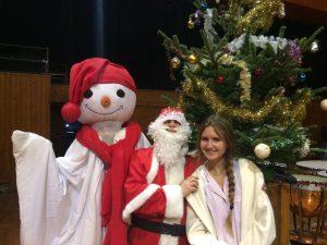 Les ECLATS en concert à l'église de Croix Daurade le vendredi 8 décembre 2017 à 20h !