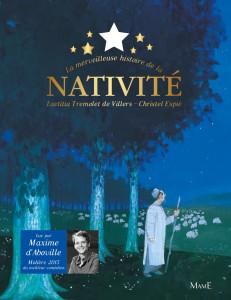 La merveilleuse histoire de la Nativité / Editions Mame
