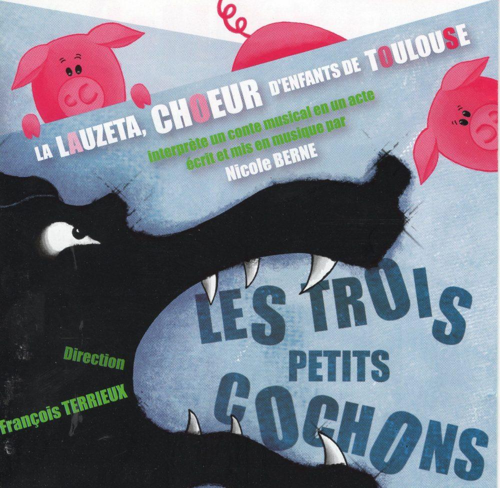 2004 Les trois petits cochons
