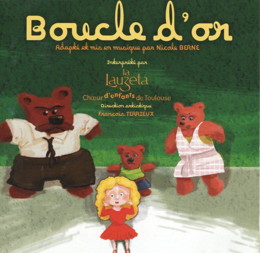 2006 Boucle d'or Nicole Berne