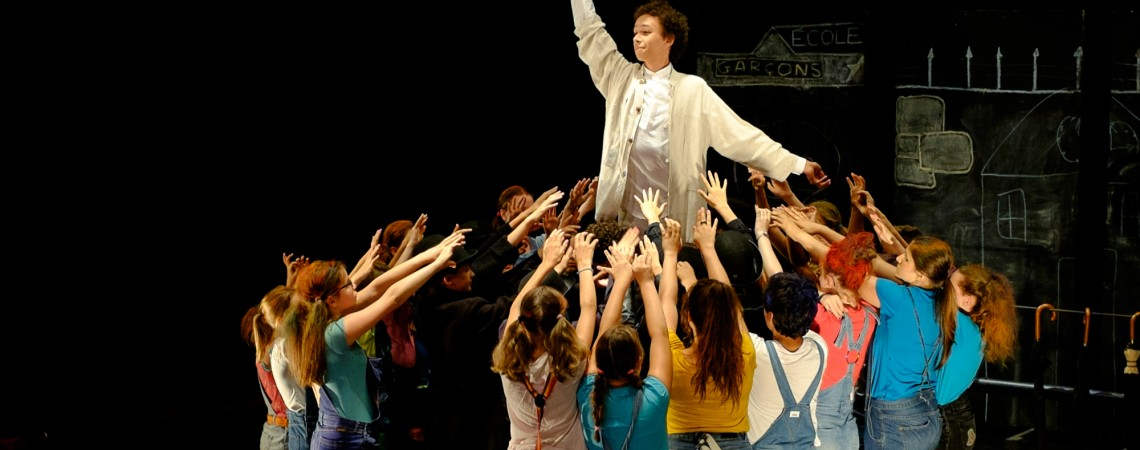 Pantin Pantine au Lido, école de cirque